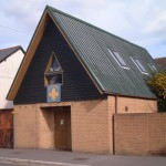 Image of the second Newbury scout hut
